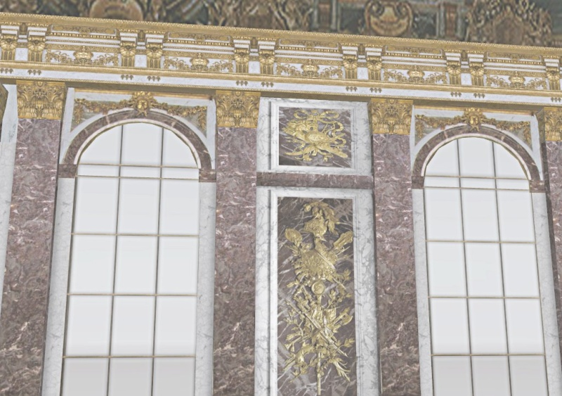 Si Versailles m'était pixelisé Snaps137