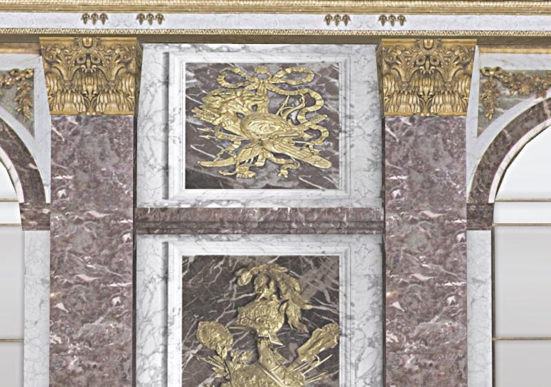 Si Versailles m'était pixelisé Snaps141