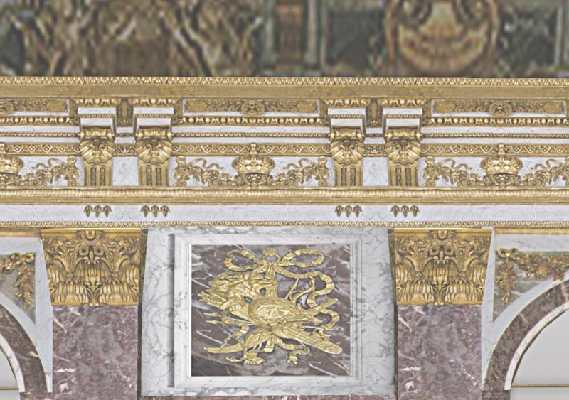 Si Versailles m'était pixelisé Snaps142