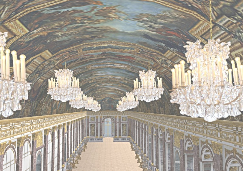 Si Versailles m'était pixelisé Snaps144