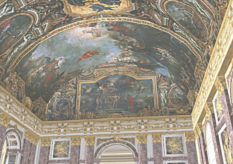 Si Versailles m'était pixelisé Snaps145