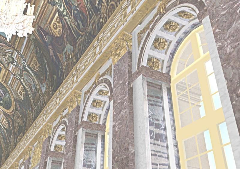 Si Versailles m'était pixelisé Snaps147