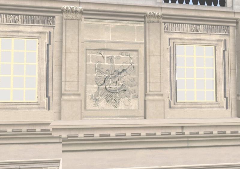 Si Versailles m'était pixelisé Snaps151