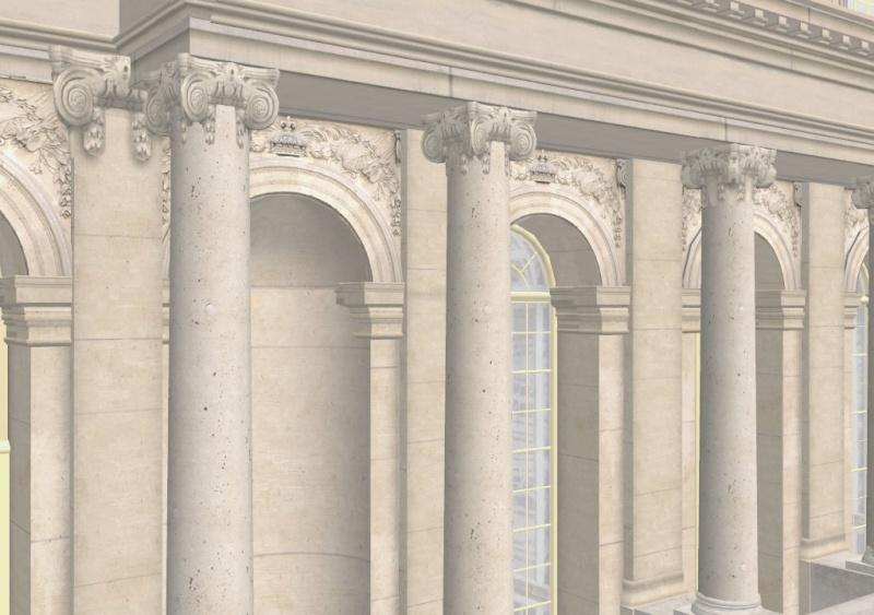 Si Versailles m'était pixelisé Snaps152