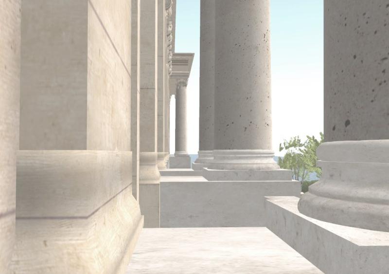 Si Versailles m'était pixelisé Snaps156
