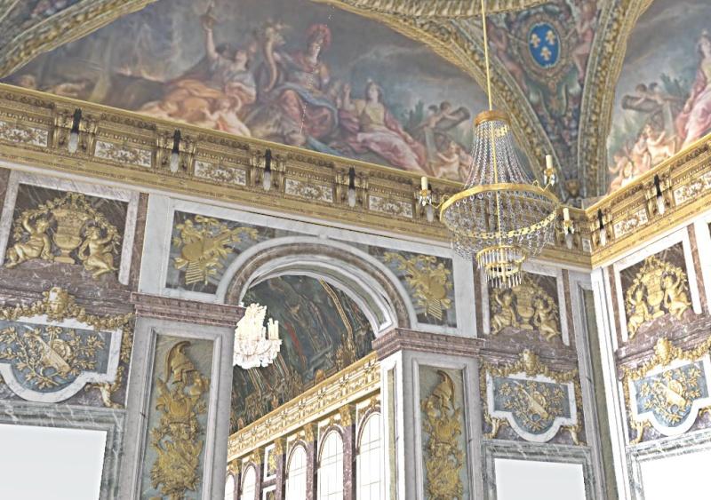 Si Versailles m'était pixelisé Snaps159