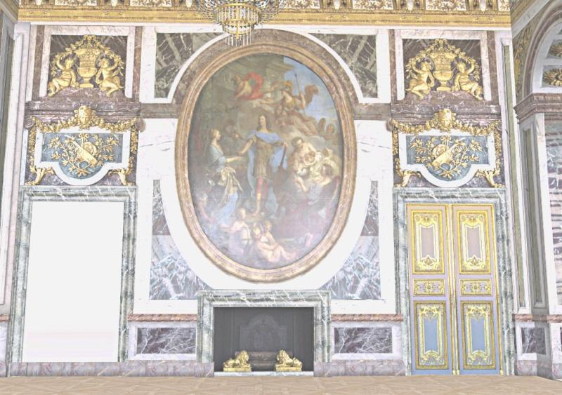 Si Versailles m'était pixelisé Snaps161