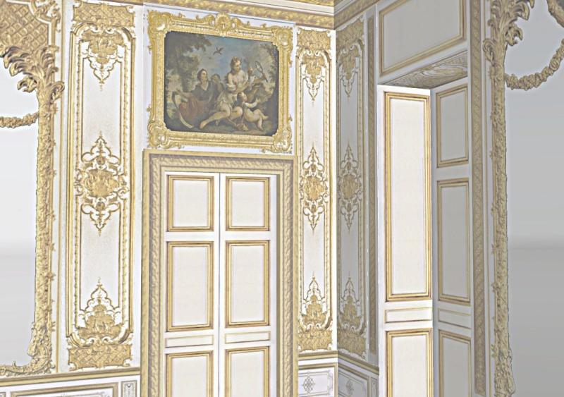 Si Versailles m'était pixelisé Snaps162