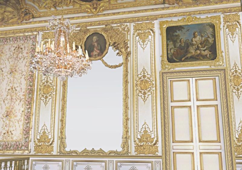 Si Versailles m'était pixelisé Snaps163