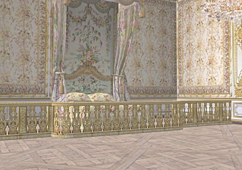 Si Versailles m'était pixelisé Snaps164