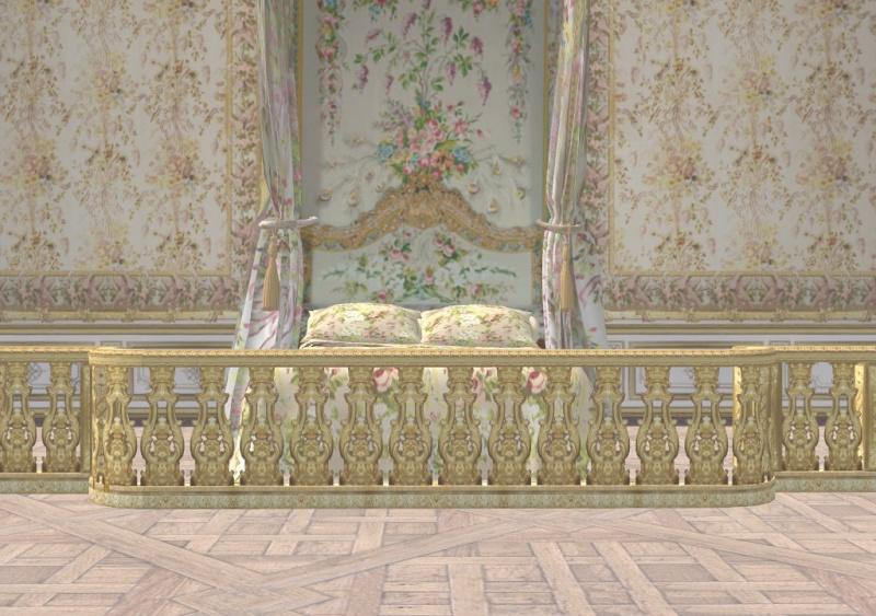 Si Versailles m'était pixelisé Snaps165