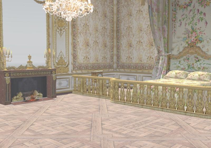 Si Versailles m'était pixelisé Snaps166