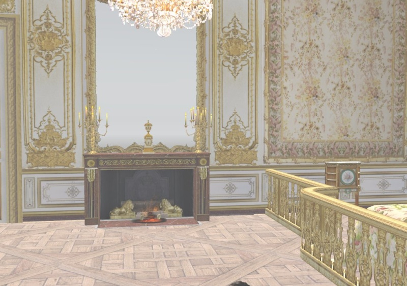 Si Versailles m'était pixelisé Snaps167