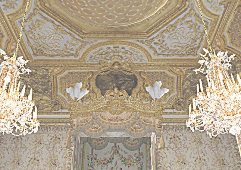 Si Versailles m'était pixelisé Snaps168