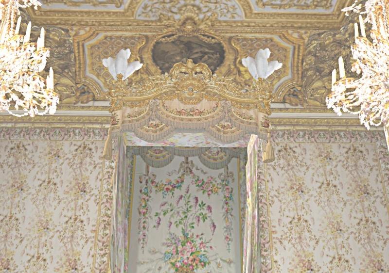 Si Versailles m'était pixelisé Snaps169