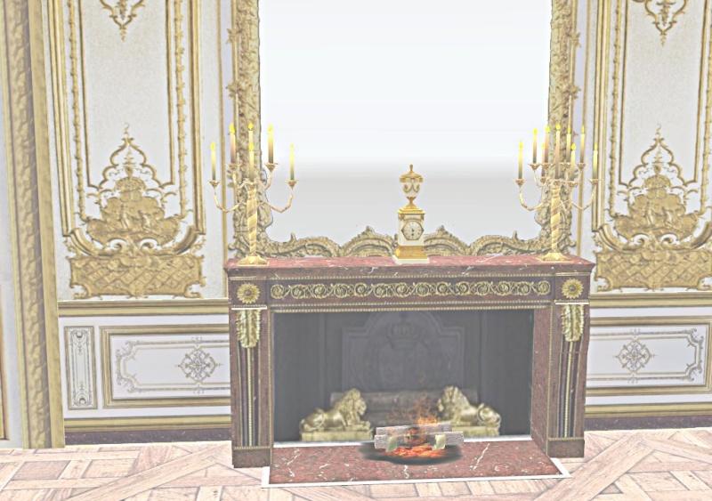 Si Versailles m'était pixelisé Snaps175