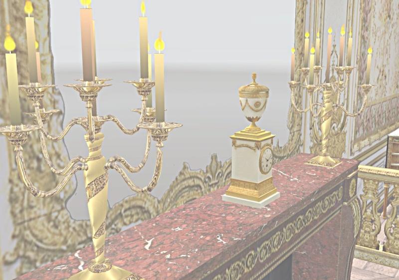 Si Versailles m'était pixelisé Snaps176