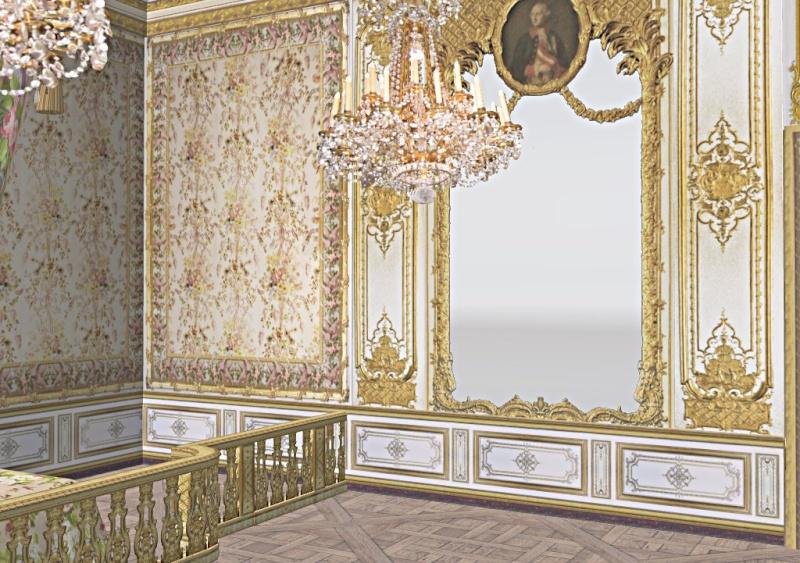 Si Versailles m'était pixelisé Snaps177