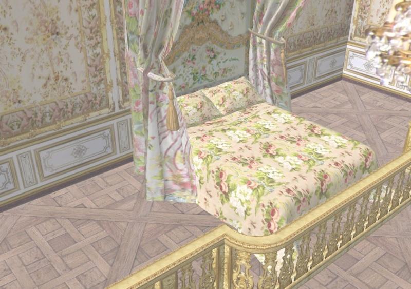 Si Versailles m'était pixelisé Snaps179