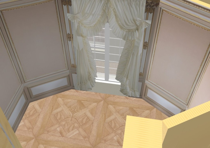 Si Versailles m'était pixelisé Snaps181
