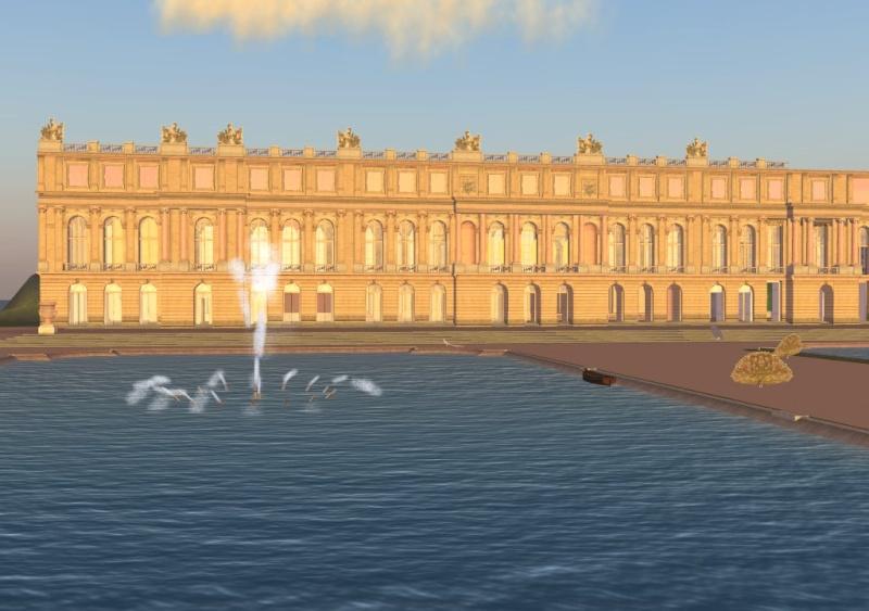 Si Versailles m'était pixelisé Snaps185