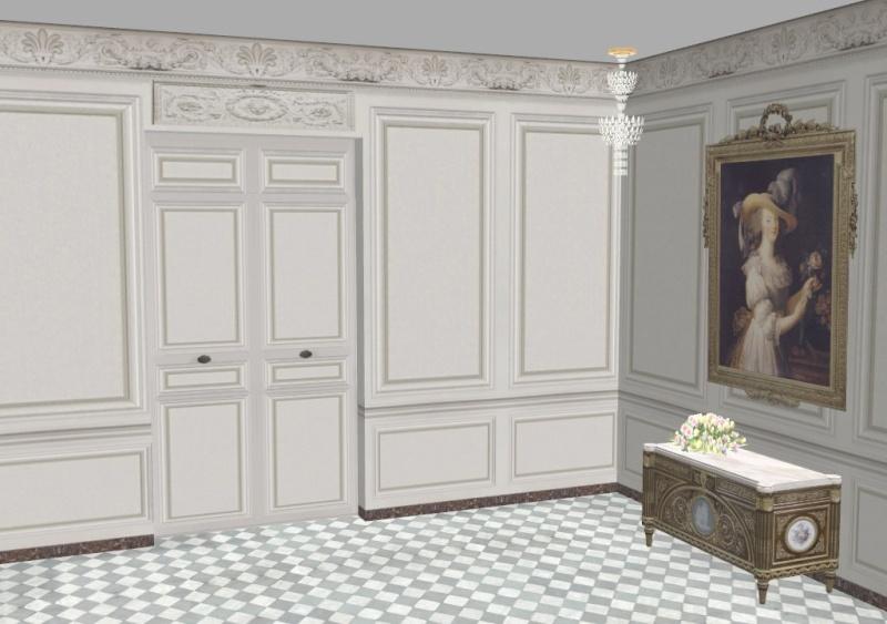 Si Versailles m'était pixelisé Snapsh25