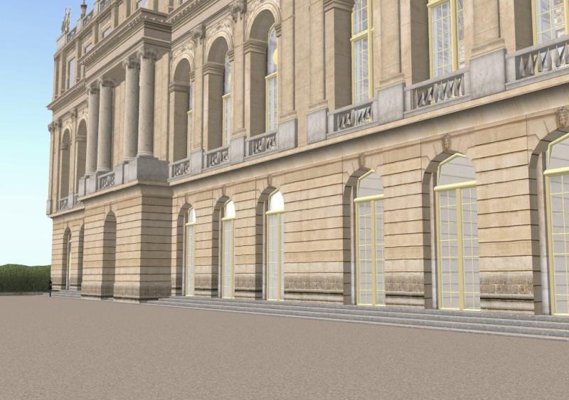 Si Versailles m'était pixelisé Snapsh56