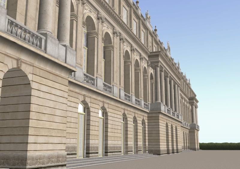 Si Versailles m'était pixelisé Snapsh59