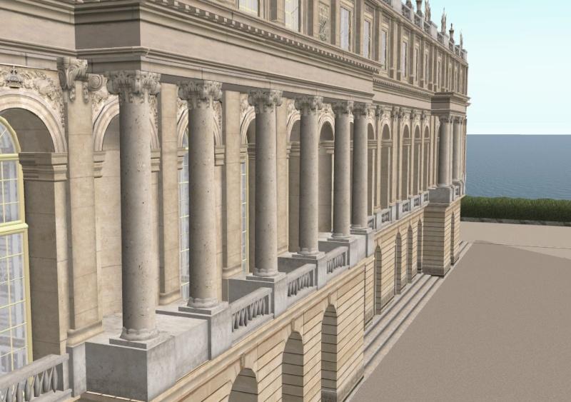 Si Versailles m'était pixelisé Snapsh60