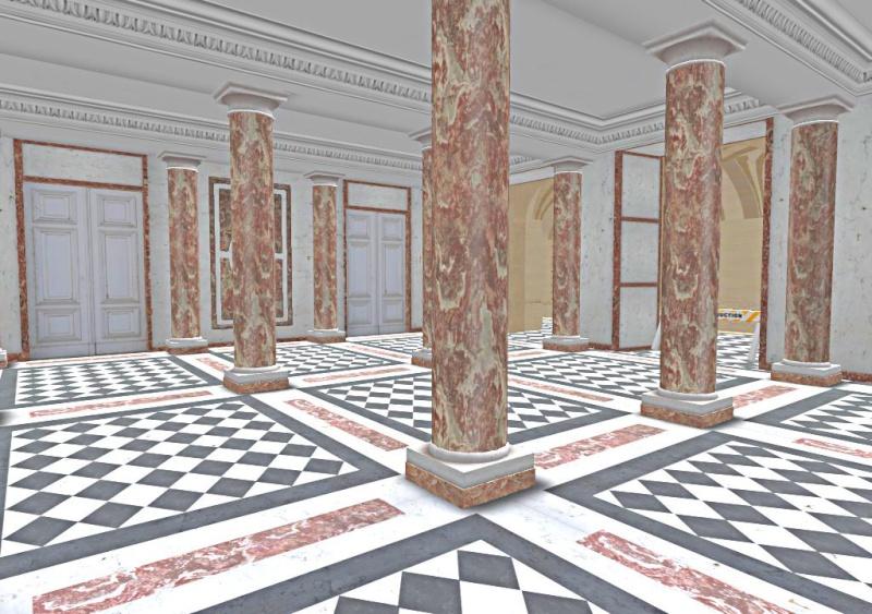 Si Versailles m'était pixelisé Snapsh72