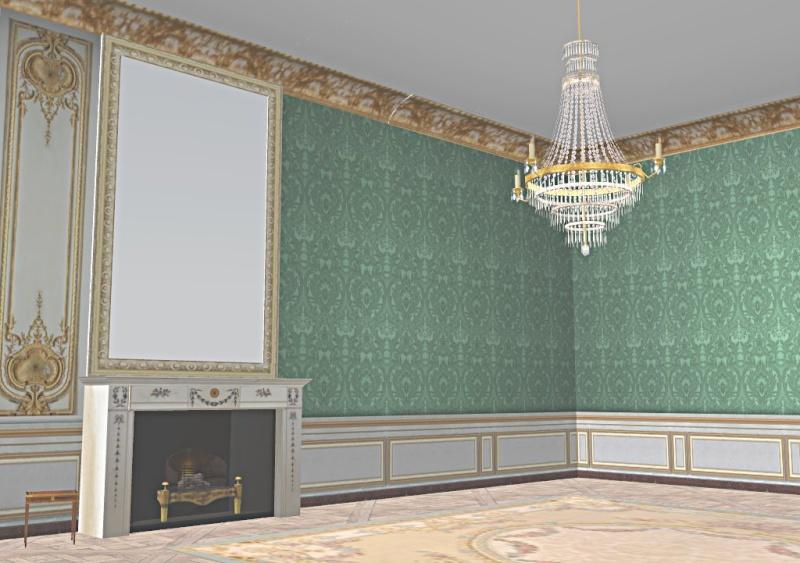 Si Versailles m'était pixelisé Snapsh87