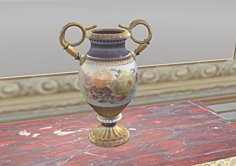 Si Versailles m'était pixelisé Snapsh89