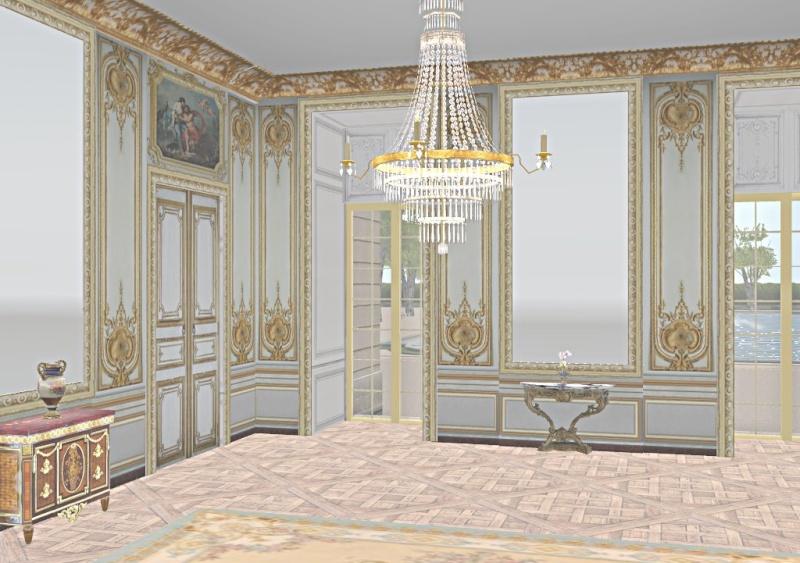 Si Versailles m'était pixelisé Snapsh91
