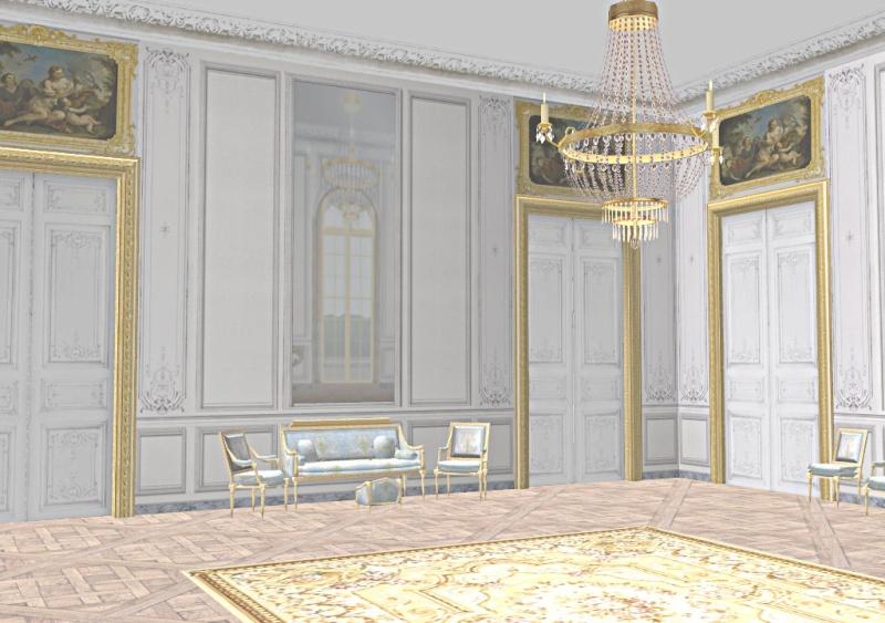 Si Versailles m'était pixelisé Snapsh93