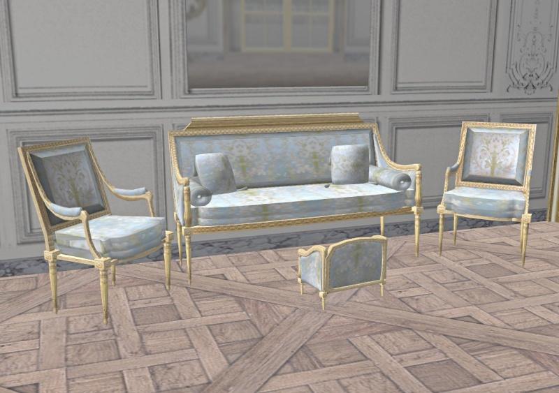 Si Versailles m'était pixelisé Snapsh94
