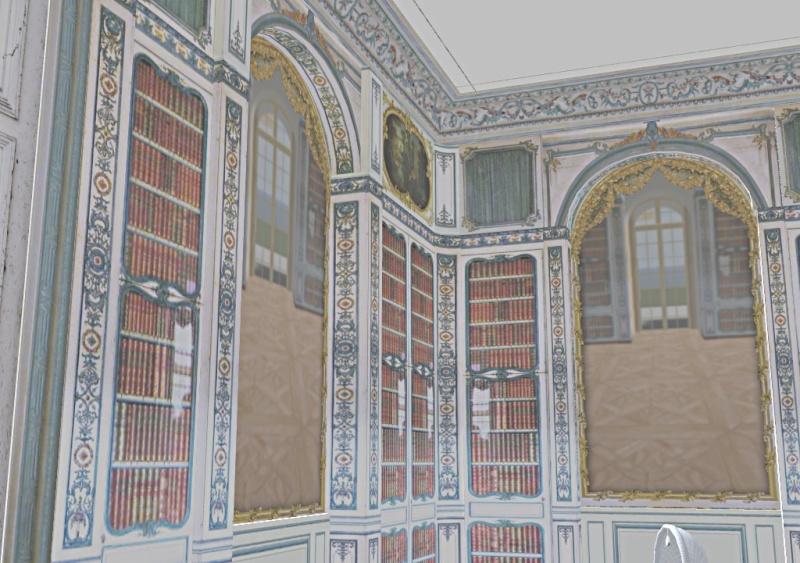 Si Versailles m'était pixelisé Snapsh99