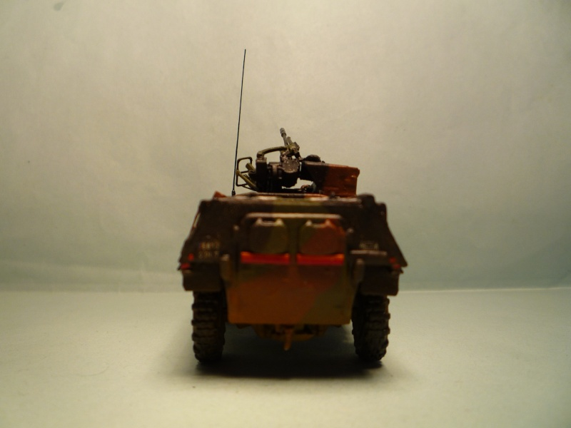 VAB Heller 1/72 + conversion TC20 Azimut P1070822