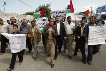 Solidaridad con el pueblo palestino Manife20