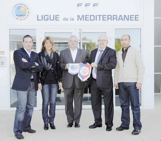 LIGUE DE MEDITERRANEE DE FOOTBALL  E10
