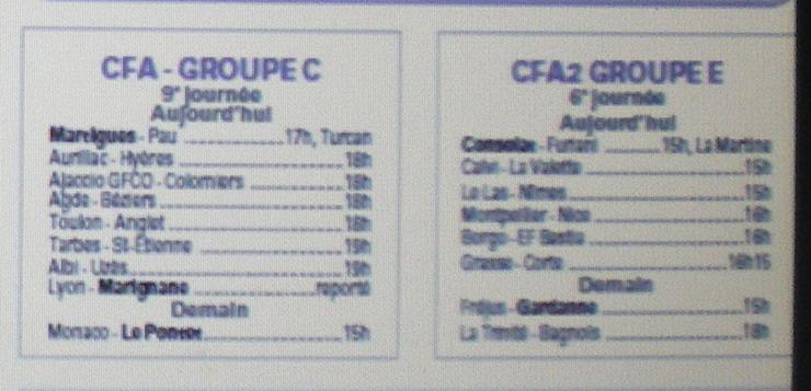 CALENDRIER et RESULTATS // CFA2 GROUPE D SUD EST  Imgp1959