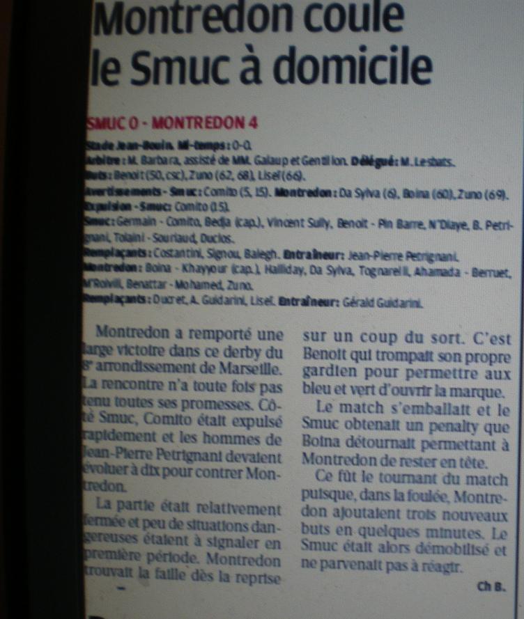 SC MONTREDON-BONNEVEINE - Page 2 Imgp5812