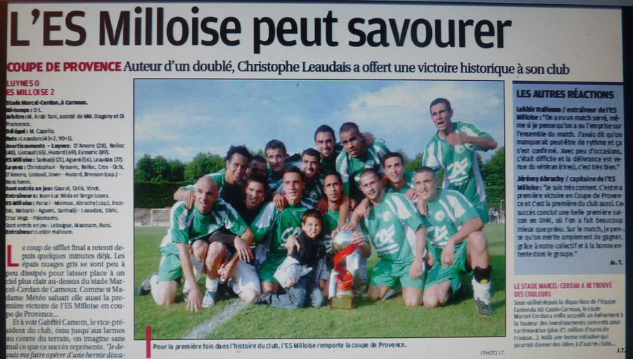 ES MILLOISE //PHA PROVENCE  - Page 2 P1170812