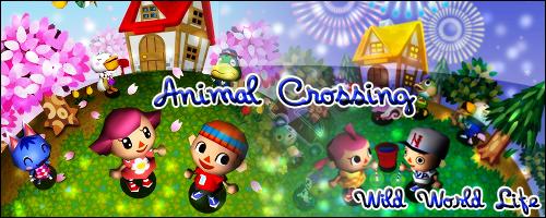 Animal Crossing:Wild World