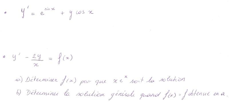 Equations différentielles Numeri10