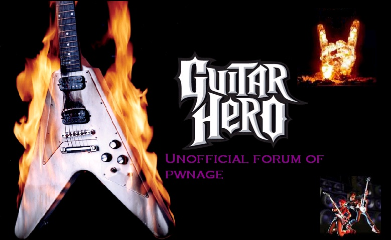Unnofficial Guitar Hero forum