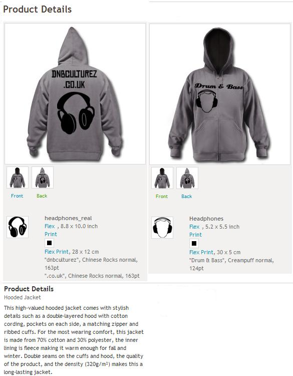 Hooded Tops Grey_h10