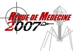 LA REVUE DE MEDECINE 2007