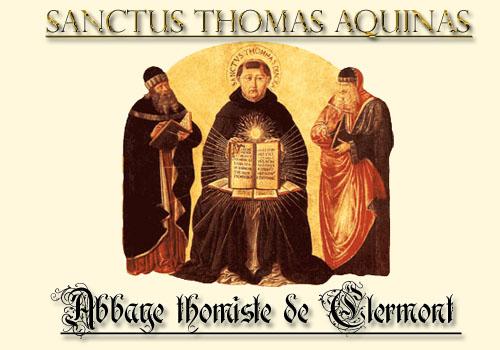 Abbaye thomiste de Clermont