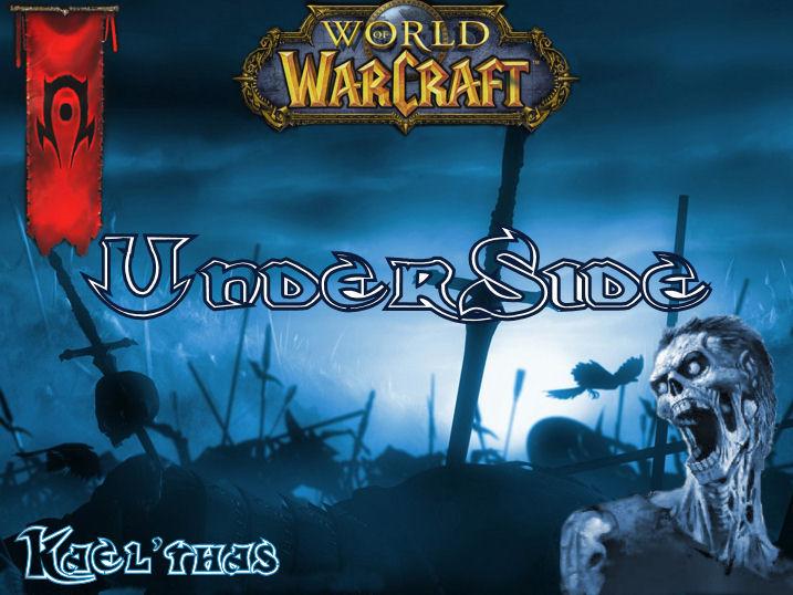 Forum de la guilde UnderSide