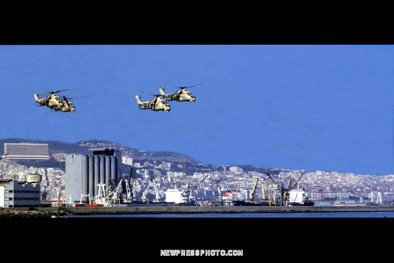 المروحية MI-24 MK3 Super hind الجزائرية 06210